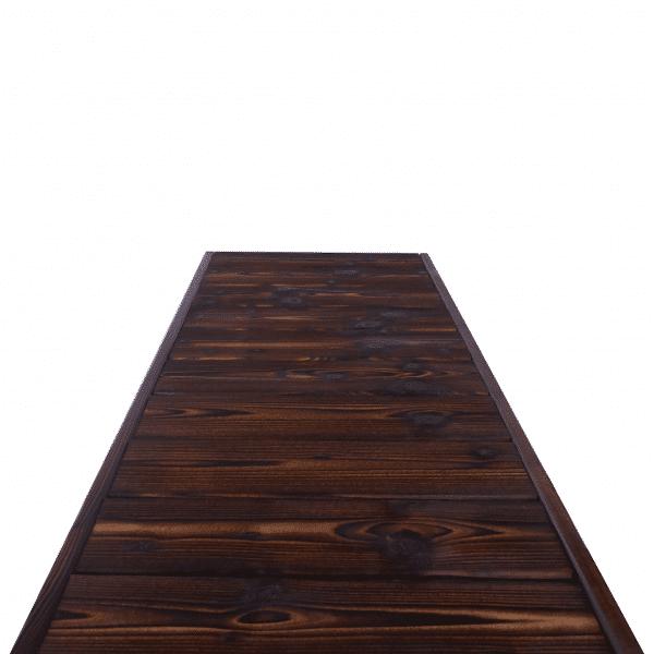 Valmislauteet Basic 500x2000 (rustica), lauteiden pinta.