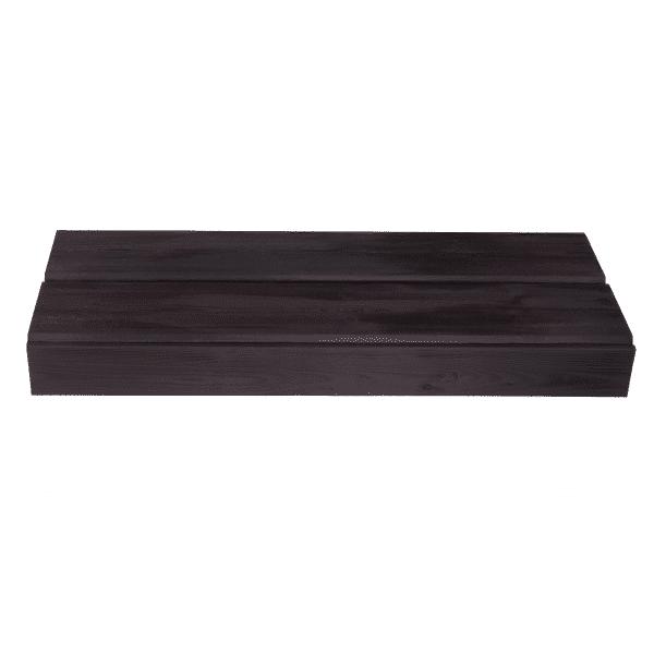 Valmislauteet Maxi 500-670x2000 (stout), lauteet edestä.